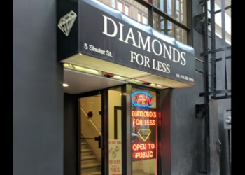 Toronto jewelry Diamonds For Less