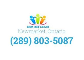 Newmarket preschool Diana Daycare