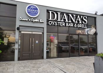 Markham seafood restaurant Diana's Oyster Bar & Grill
