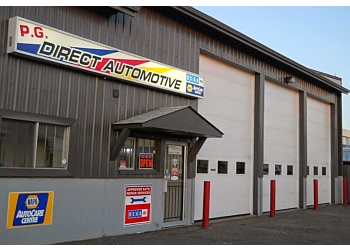 Prince George car repair shop Direct Automotive Ltd.