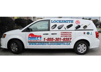 Toronto locksmith Direct Locksmith