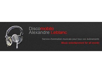 Quebec dj Discomobile Alexandre Leblanc