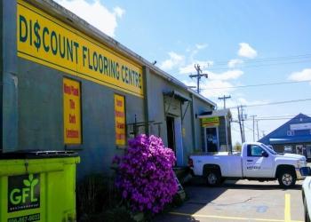 Moncton flooring company Discount Flooring Centre