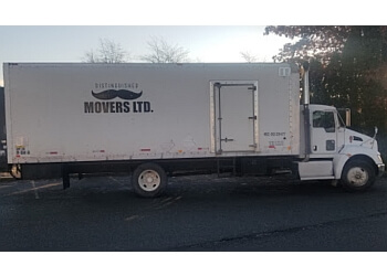 Port Coquitlam moving company Distinguished Movers LTD