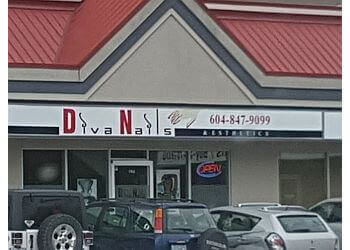 Chilliwack nail salon Diva Nails & Esthetics