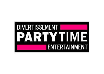 Montreal dj Divertissement Party Time