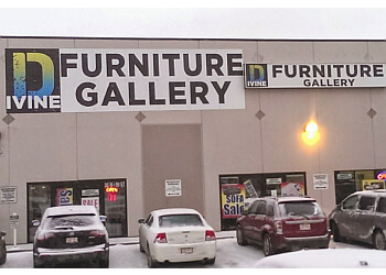 Edmonton furniture store Divine Furniture Gallery