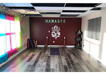 St Albert yoga studio Divine Health Studio