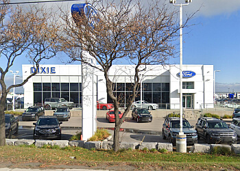 Mississauga car dealership Dixie Ford
