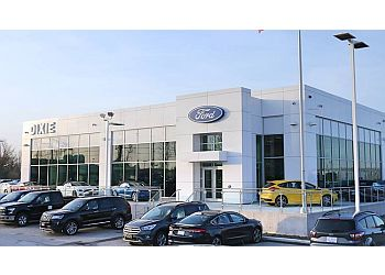 Mississauga car dealership Dixie Ford Sales