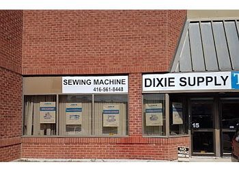 Richmond Hill sewing machine store Dixie Tailoring Supply