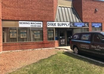 Richmond Hill sewing machine store Dixie Tailoring Supply Co.