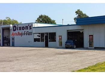 Welland auto body shop Dixon's Autobody