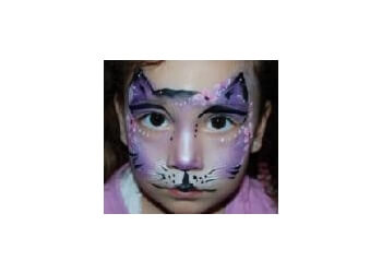 Aurora face painting Djay Entertainment