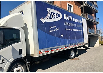 Saint Jerome moving company Dmax Express inc.