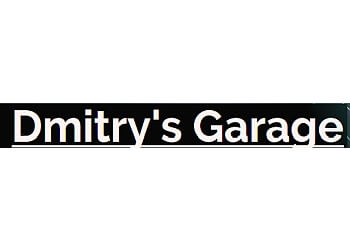 Regina car repair shop Dmitry's Garage