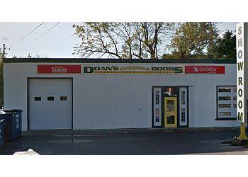 Peterborough garage door repair Doan's Overhead Doors
