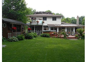 Orillia bed and breakfast Dockside Bed and Breakfast