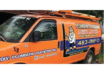 Montreal plumber Docteur Drain Plomberie duchesne