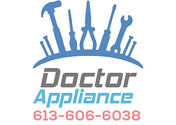 Ottawa services de réparation d'appareil Doctor Appliance Ottawa