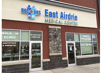 Airdrie urgent care clinic Doctors Plus - East Airdrie Medical Centre