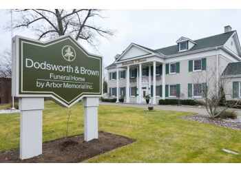 Burlington funeral home Dodsworth & Brown Funeral Home - Burlington Chapel