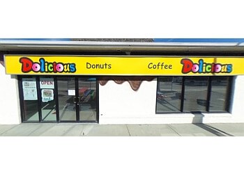 Kelowna bagel shop Dolicious Donuts & Coffee