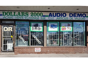 Longueuil pawn shop Dollars 2000