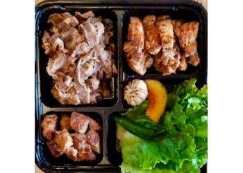 Richmond bbq restaurant Dolpan Seoul BBQ