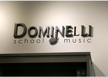 Edmonton music school Dominelli School of Music