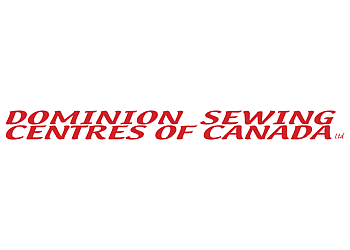 Sudbury sewing machine store Dominion Sewing Centres of Canada