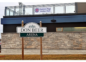 Pickering places to see Don Beer Arena