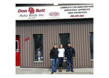 Oshawa auto body shop Don Butt Auto Body Inc.