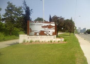Toronto golf course Don Valley Golf Course