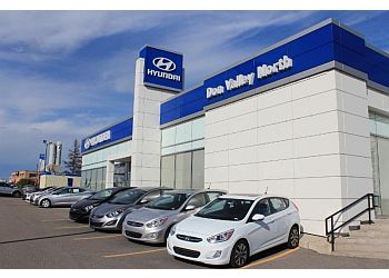 Markham car dealership Don Valley North Hyundai
