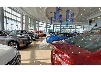 dealerships