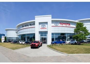 Markham car dealership Don Valley North Toyota