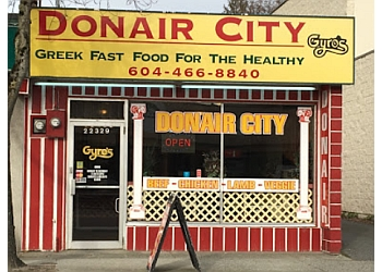 Maple Ridge mediterranean restaurant Donair city gyros