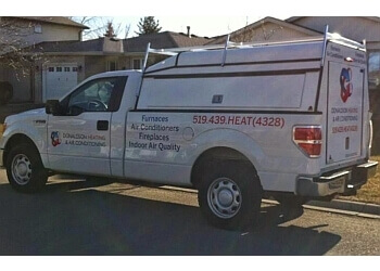 London hvac service Donaldson Heating and Air Conditioning