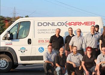 Sherbrooke locksmith Donlox Harmer