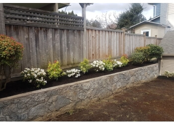 New Westminster landscaping company Donnelly Landscapes Ltd.