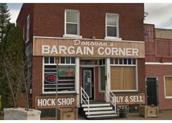 Sudbury pawn shop Donovan's Bargain Corner