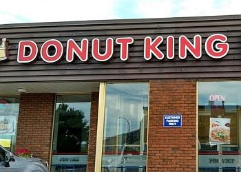 Kamloops bagel shop DONUT KING