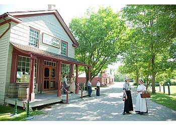 Kitchener places to see Doon Heritage Village