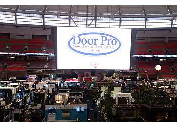 Door Pro LTD. Surrey Garage Door Repair