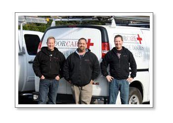 Maple Ridge garage door repair Doorcare