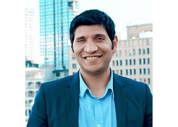 Vancouver immigration lawyer Dorab Colah