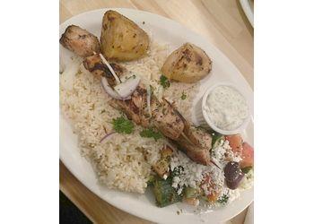 Kamloops mediterranean restaurant Dorian Greek House Restaurant