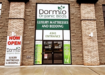 Kitchener mattress store Dormio Organic Beds