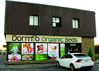 Vaughan mattress store Dormio Organic Beds